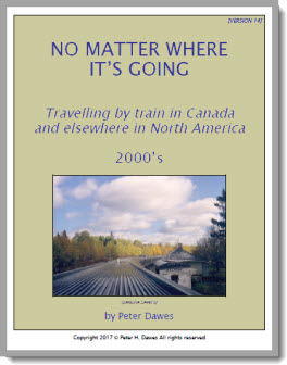 book cover: No Matter Where It's Going: 2000's