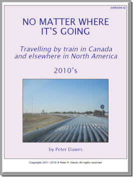 book cover: No Matter Where It's Going: 2010's
