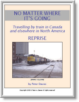 book cover: No Matter Where It's Going: Reprise